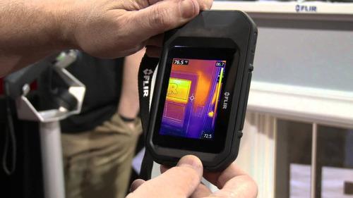 flir câmera térmica compacta c2 frete grátis, pronta entrega