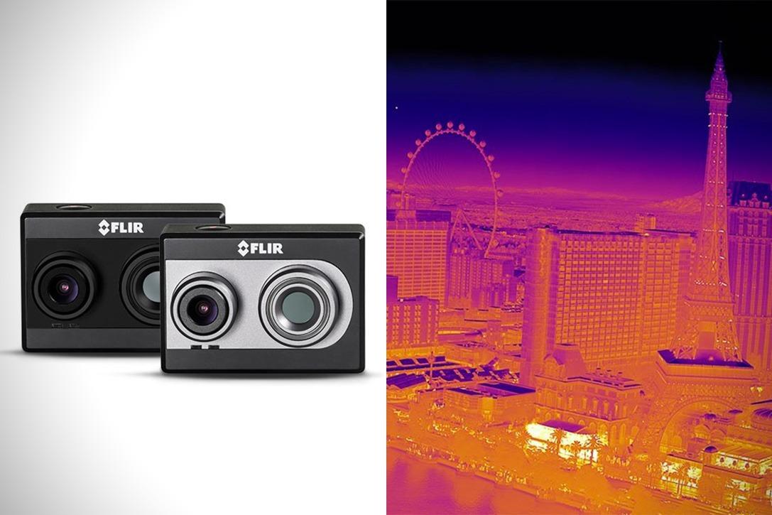3f7533cfdb43a Flir Duo Camera Termo Drone Tamanho Gopro Fácil Instalação - R ...