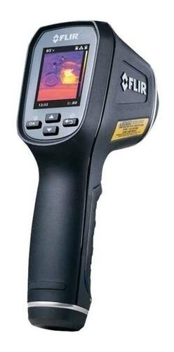flir - spot cámara térmica - negro