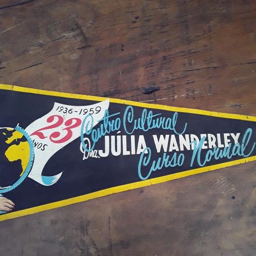 flâmula antiga centro cultural dra júlia wanderley 1959