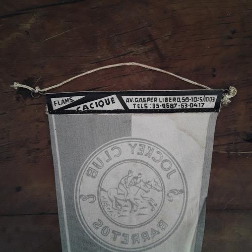 flâmula antiga jockey club barretos