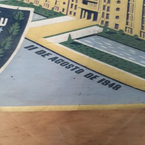 flâmula ceu 1948 casa do estudante universitário antiga
