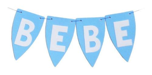 flâmula chá de bebê azul em eva melhor preço