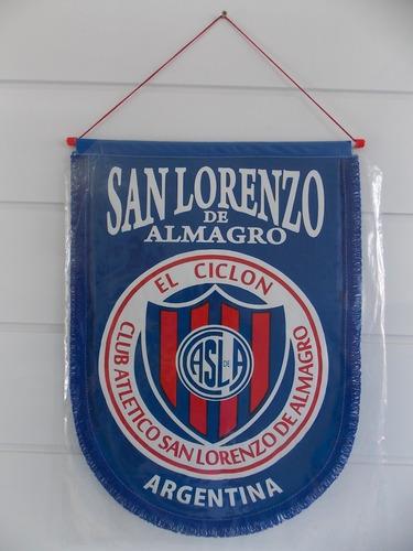 flâmula do san lorenzo de almagro
