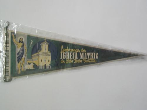 flâmula - lembrança da igreja matriz de são joão batista