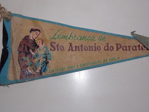 flâmula lembrança de santo antonio do paratei