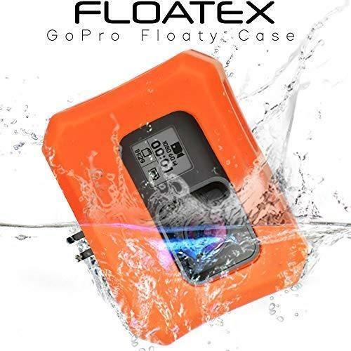 floatex  carcasa flotante para gopro hero 5 6 5iorg