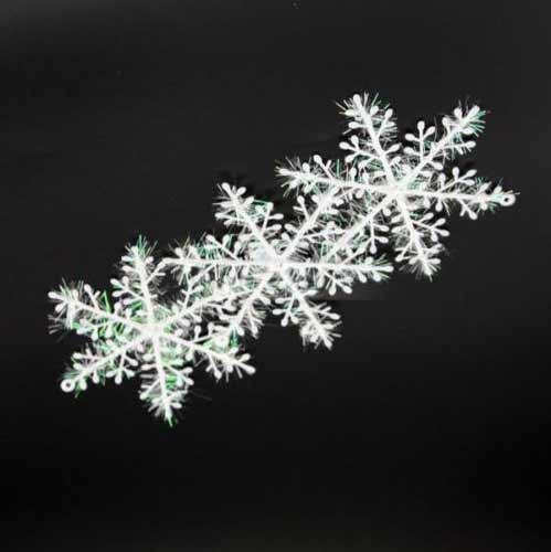 flocos de neve 30 enfeites natal decorativo festa frozen