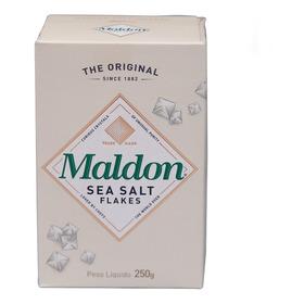 Flocos De Sal Marinho Maldon (250gr) + Envio Imediato