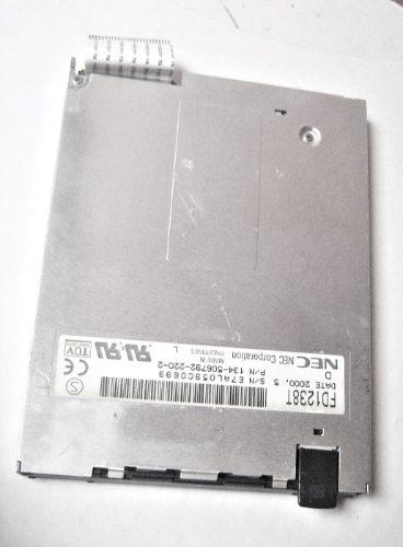 floopy notebook nec versa vxi 134-506792-220-2