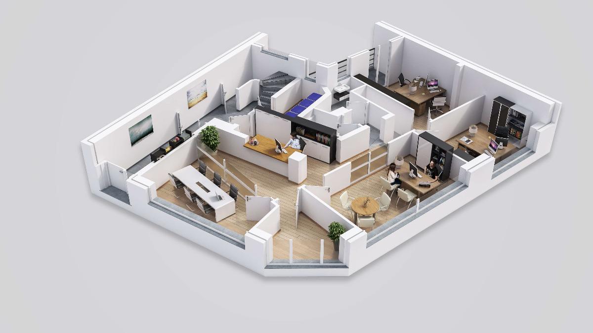 Floor Plan 3d 11 - R$ 50,00 em Mercado