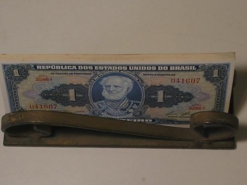 flor) 30 cedulas seriadas 1 cr$ c- 013 tamandaré