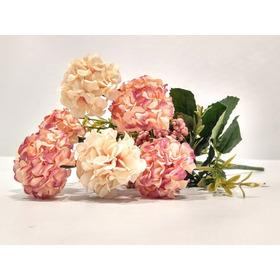 Flor Artificial Hortensias Ramo Pacho's