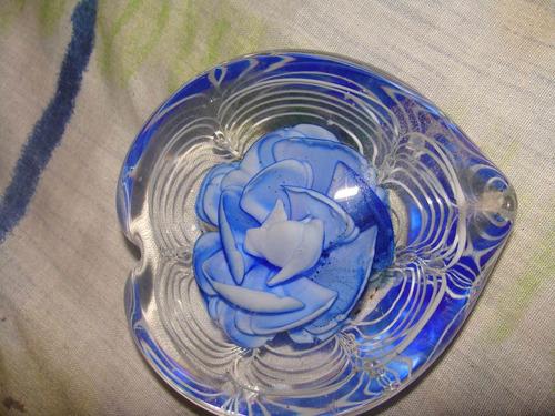 flor de cristal fino