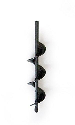 flor de la foco metálica hexagonal broca maceta antidesliza