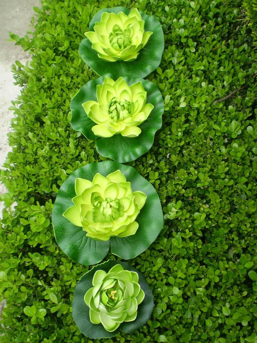 Flor De Loto Sumergible Vbf 24500 En Mercado Libre