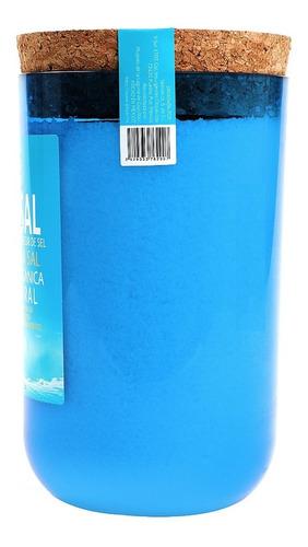 flor de sal el caviar de la sal (sodio 12%) 4 vaso maxi 900g