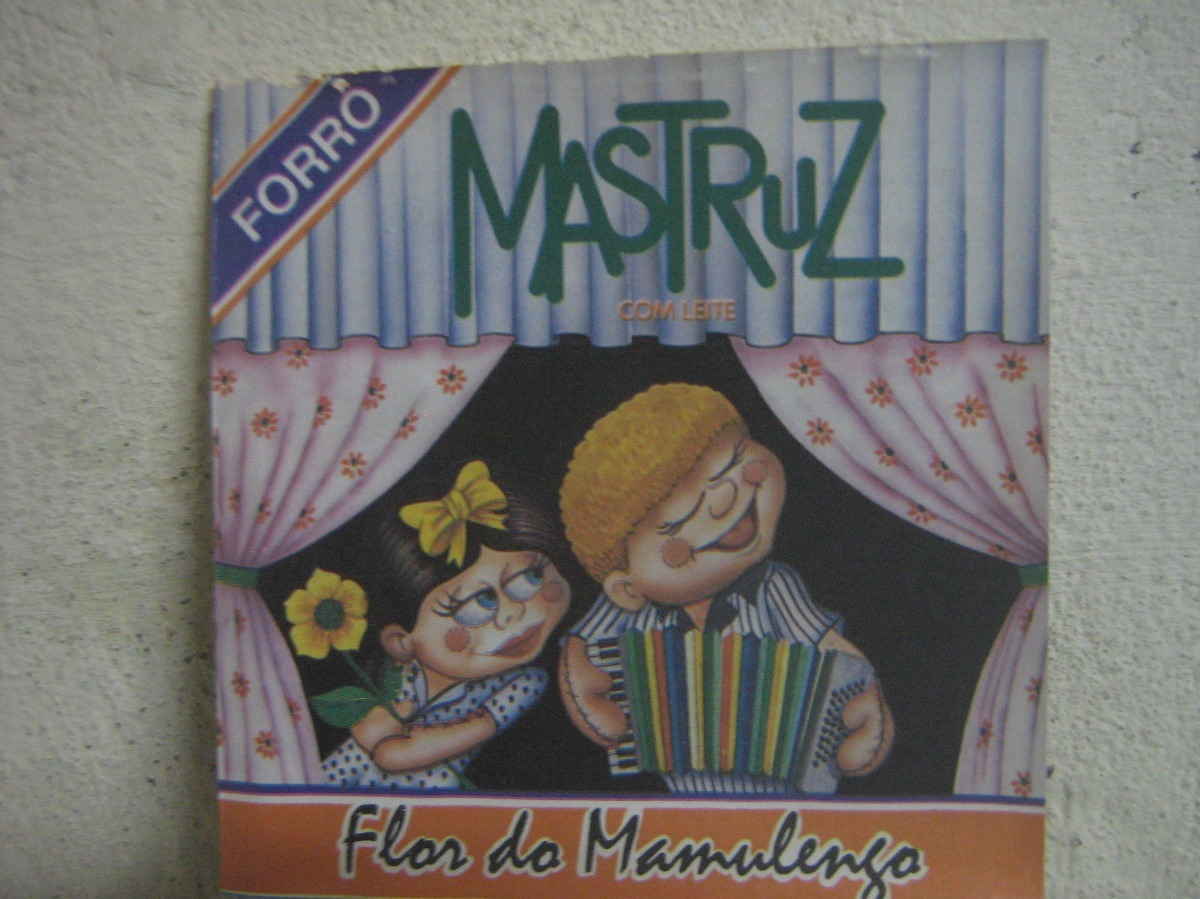 cd mastruz com leite flor do mamulengo