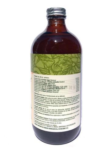 flor essence solución 500 ml flora