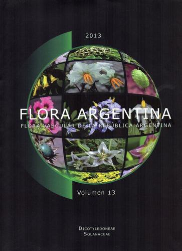 flora argentina parte 13. solanaceae