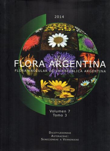 flora argentina. parte 7(3). asteraceae
