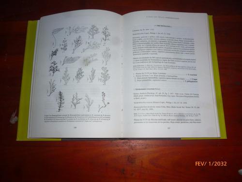 flora de chile vol.1 pteridophyta-gymnospermae