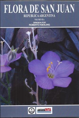 flora de san juan. volumen 3 a.