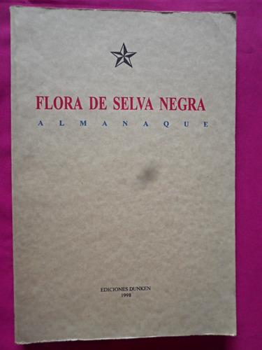 flora de selva negra - almanaque