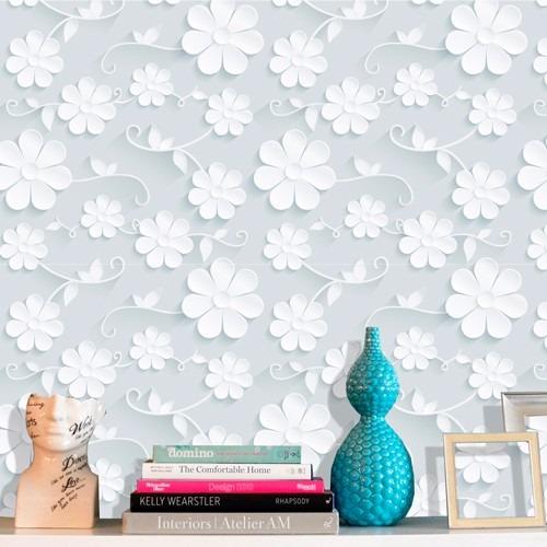 floral adesivo de parede