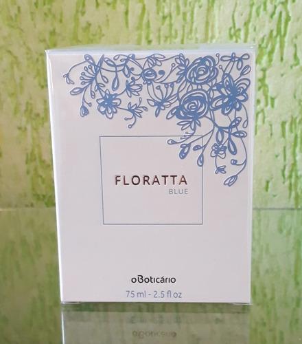 floratta in blue