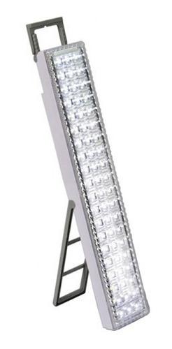 florecente luz de emergencia led recargable yj-8817 - oferta
