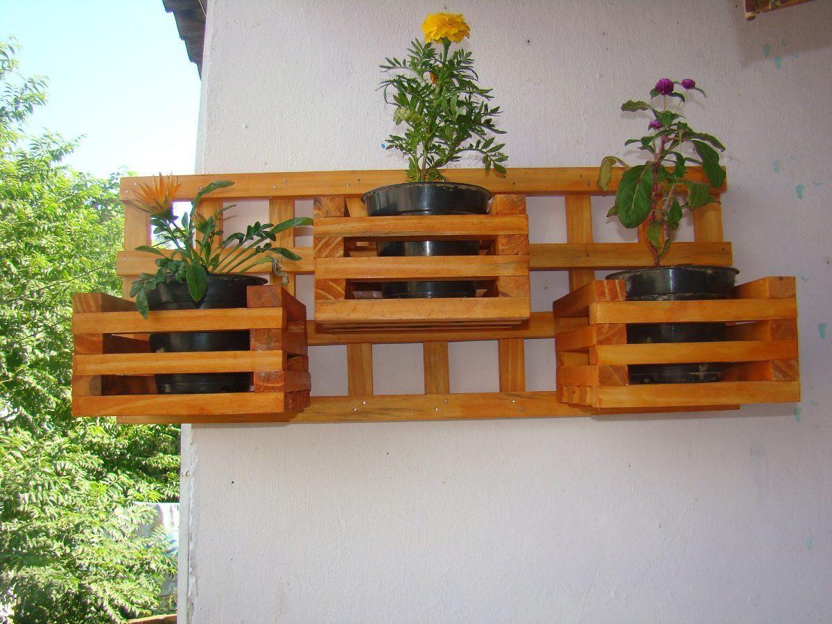 jardim vertical venda:Floreira Jardim Vertical Cachepô Em Madeira Maciça – R$ 69,90 em