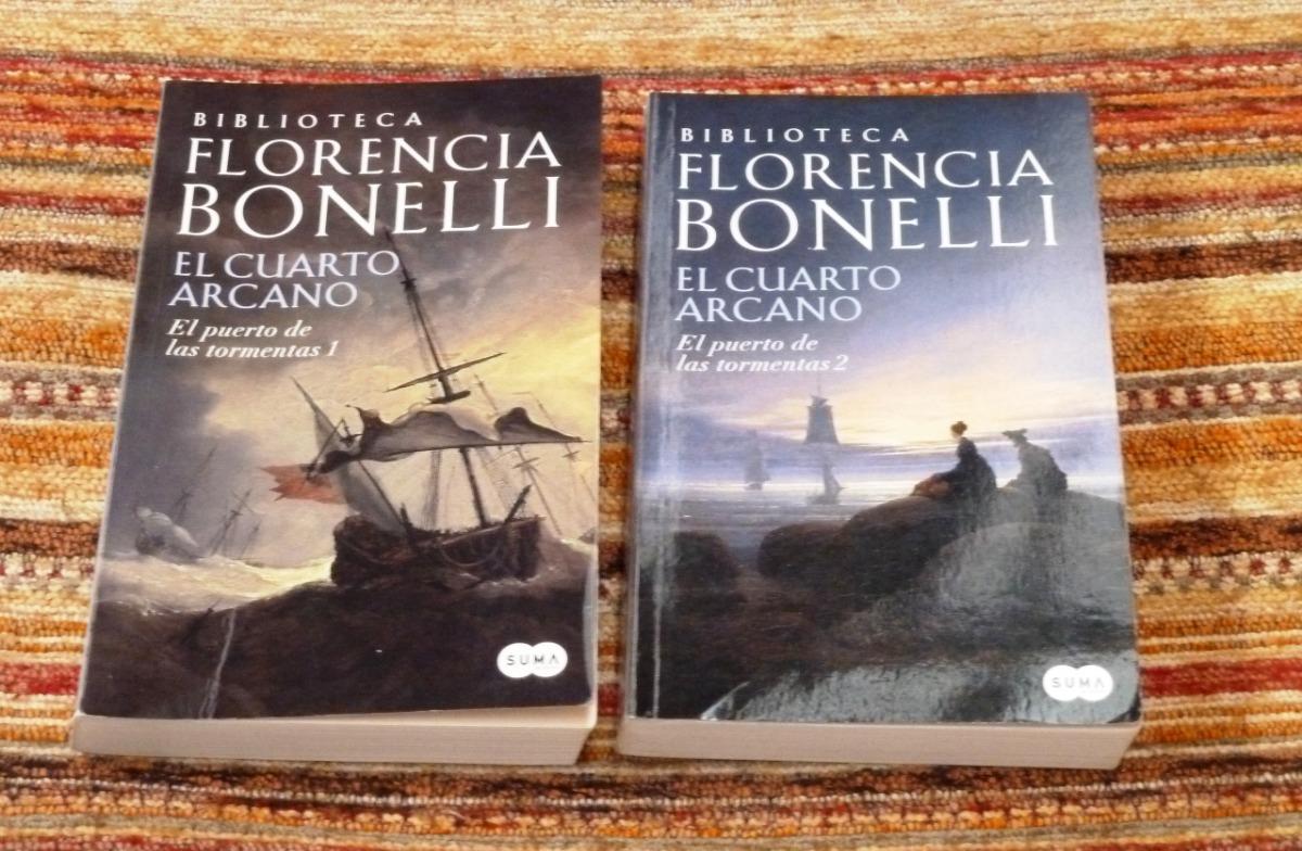 Florencia Bonelli / El Cuarto Arcano - $ 250,00 en Mercado Libre