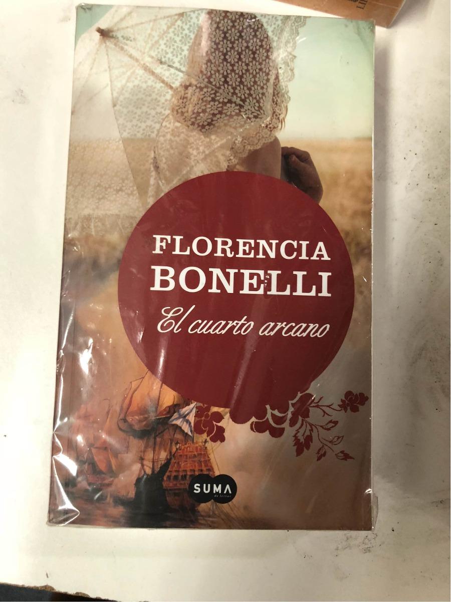 Florencia Bonelli: El Cuarto Arcano. Suma. - $ 300,00 en Mercado Libre