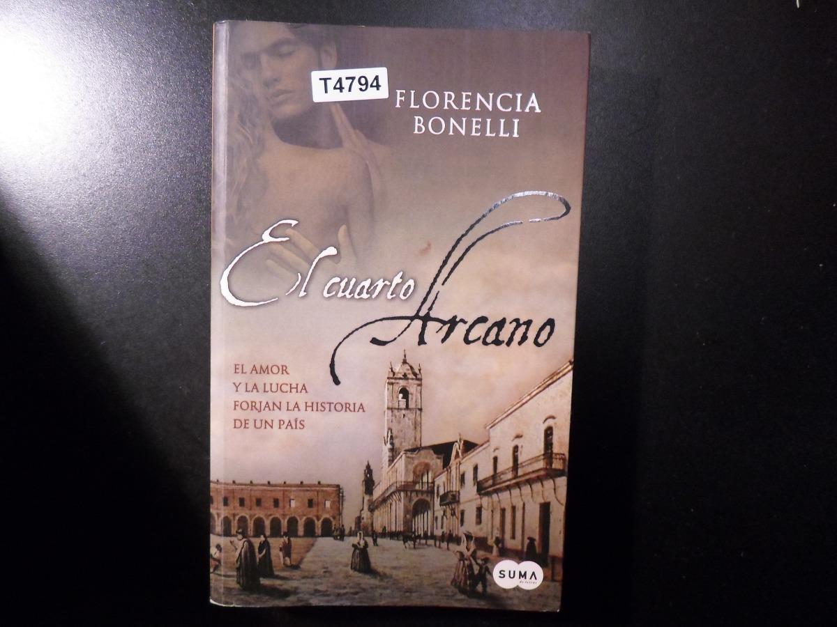 Florencia Bonelli, El Cuarto Arcano T4794 2 Tomos - $ 590,00 en ...