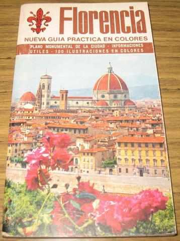 florencia italia guía práctica colores turismo viajes europa