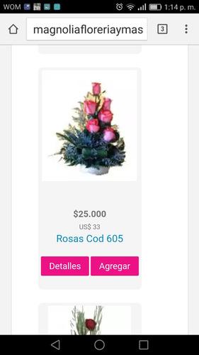 florería en antofasgata