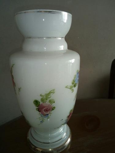florero antiguo (63 años) decorado