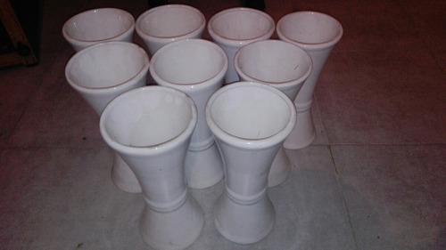 florero cerámica 29 x 13 cm