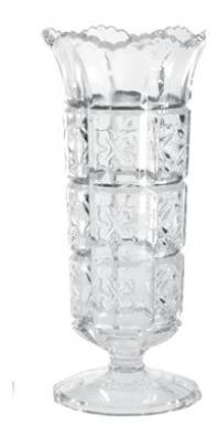 florero chiquito de plastico tipo cristal verona 6 piezas