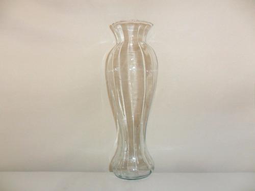florero de vidrio aleman , lote 100 piezas