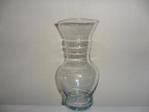 florero de vidrio mini olimpia lote 100 piezas