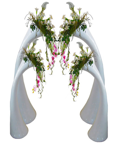florero decorativo baston mediano umberto capozzi