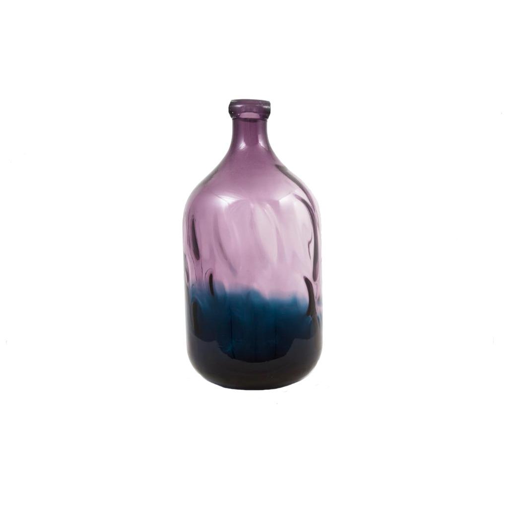 1ef813e77 Florero Decorativo Cristal Morado Decoracion Bm Home - $ 410.00 en ...