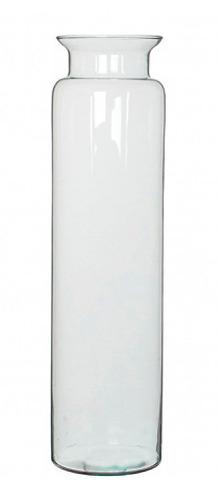 florero mathew vidrio transparente