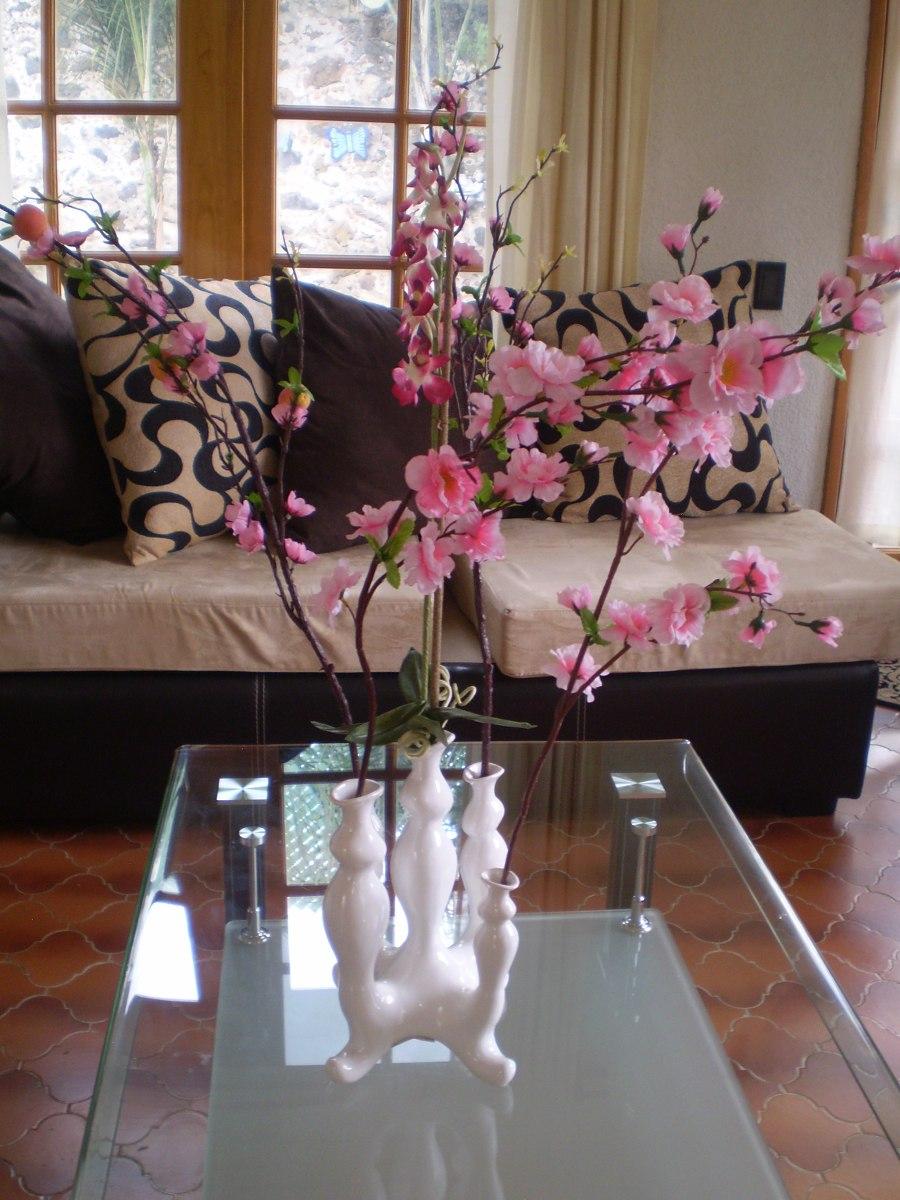 Florero para decoraci n de plantas y flores en - Decoracion de jarrones con flores artificiales ...
