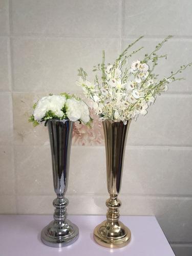 florero para  eventos 50 cms de altura