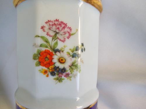 florero porcelana jarrón