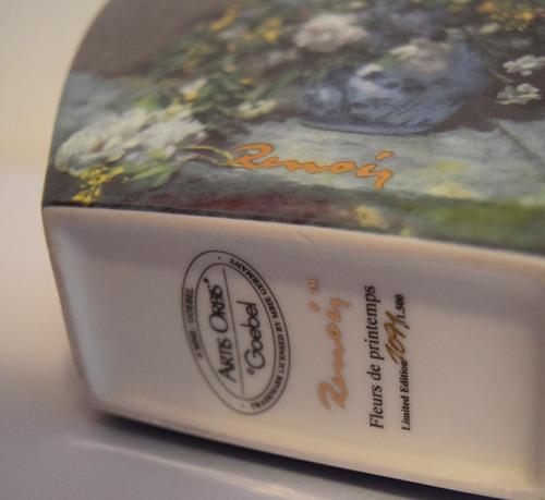 florero porcelana renoir  n25