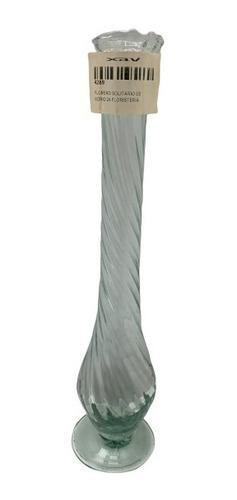 florero solitario de vidrio floristeria 4289 0.85 xaviglass